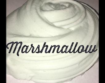 Marshmallow - Fluffy Slime