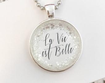 . bauble pendants .