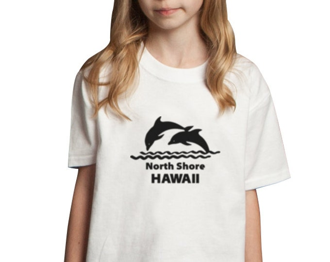 North Shore Hawaii Dolphin T-Shirt