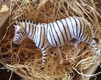 Neue Dresden 3D Papier Zebra Verzierung Weihnachtsdekoration