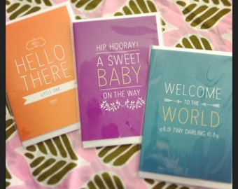 ADD ON ITEM - New Baby/Baby Shower Gift Card