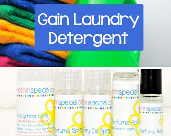 Gain Laundry Detergent Perfume, Laundry Perfume, Perfume Spray, Body Spray, Gain Perfume, Room Spray, Dry Oil Spray, You Pick the Product