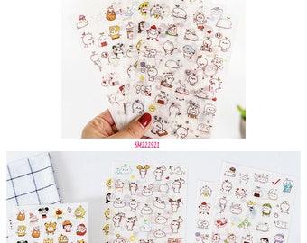 Stickers Budding Pop v1 SM222921
