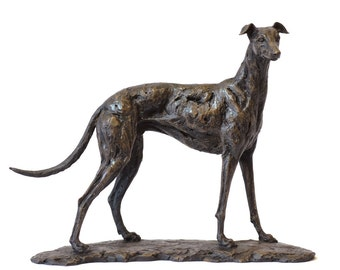 Greyhound, by Tanya Russell ARBS