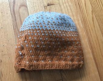 Horizon Hat in Pumpkin