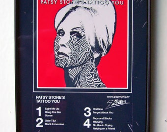 Absolutely Fabulous Rolling Stones 8-Track Tapes (and Japes) by Zteven