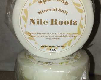 Nile Rootz Mineral Salt Spa Bar