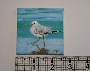 Tiny Original oil Paintings Beach scenes seascapesTop selling artist