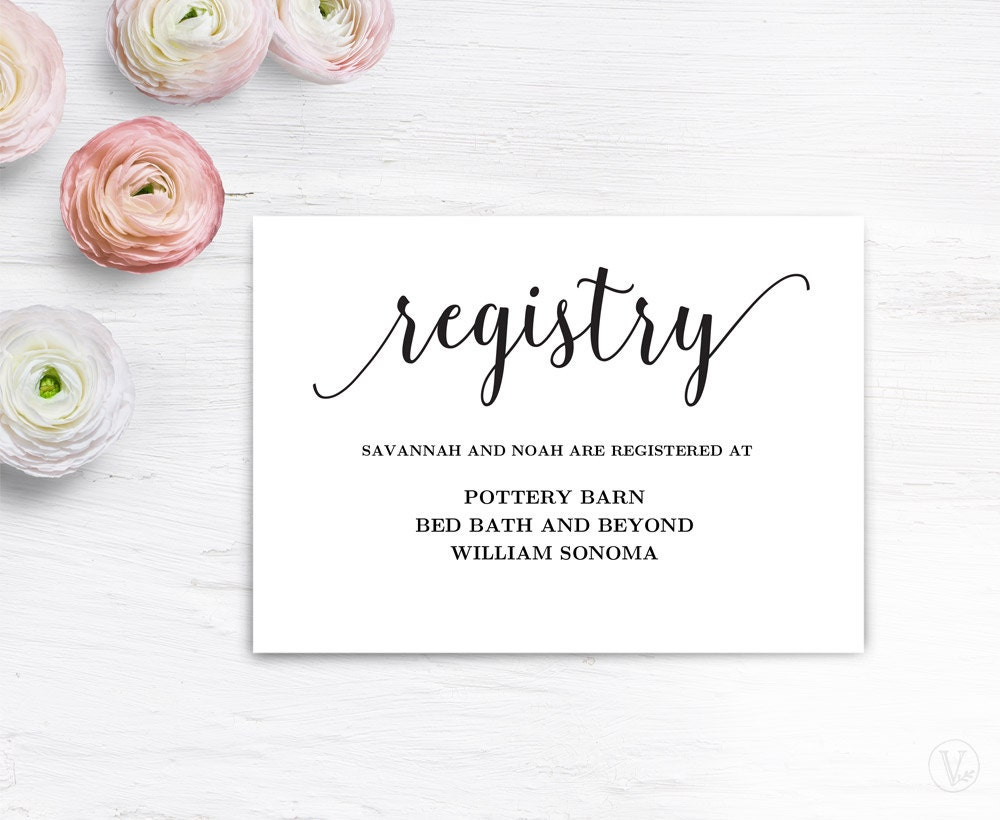 It's just a picture of Gutsy Free Printable Baby Registry Cards