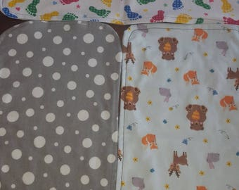 Burp Cloth (custom)
