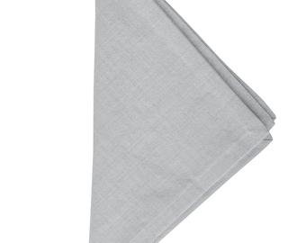 Set of 4 cotton napkins