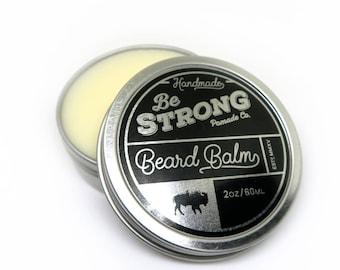 Be Strong Co. - Beard Balm