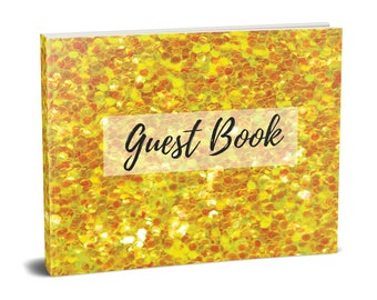Guest Book, Golden Moments, Event sign in book, 47A1977743579