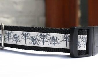 Tree Dog Collar