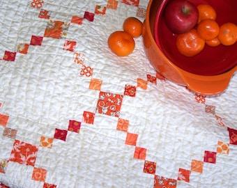 Orange Slice PDF Quilt Pattern