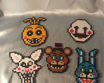 Five Nights At Freddy's 2 Sprites