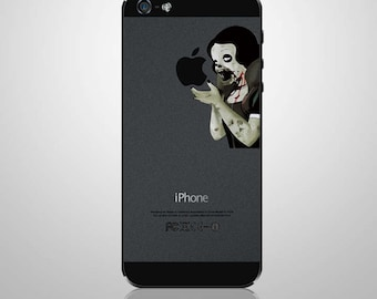 Iphone decal sticker Zombie Snow white art for Apple Mobile Iphone 6