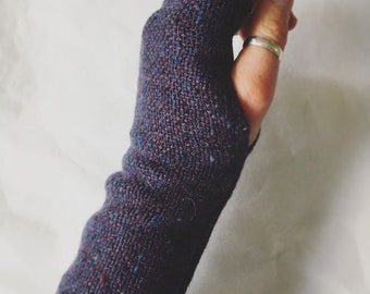 Hand warmer (fingerless glove)
