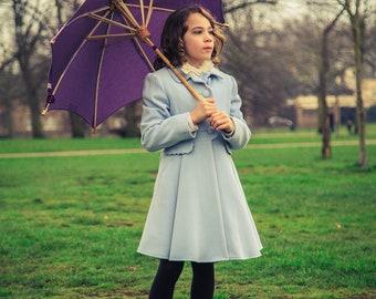 Haasch Supabrella Small size: Fairtrade, ethical, plastic-free, biodegradable, umbrella for sun, umbrella for rain, parasol.