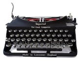 Antique Typewriter, Worki...