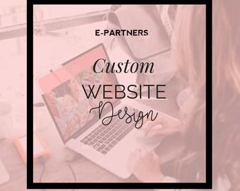 Wordpress to Squarespace Website Design