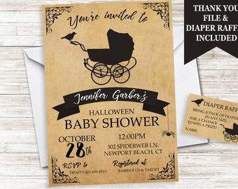 Mickey Baby Shower Boy Invitation Invite Mouse Inspired 5x7