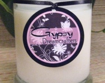 WHITE TEA  - 12 oz. Soy Candle
