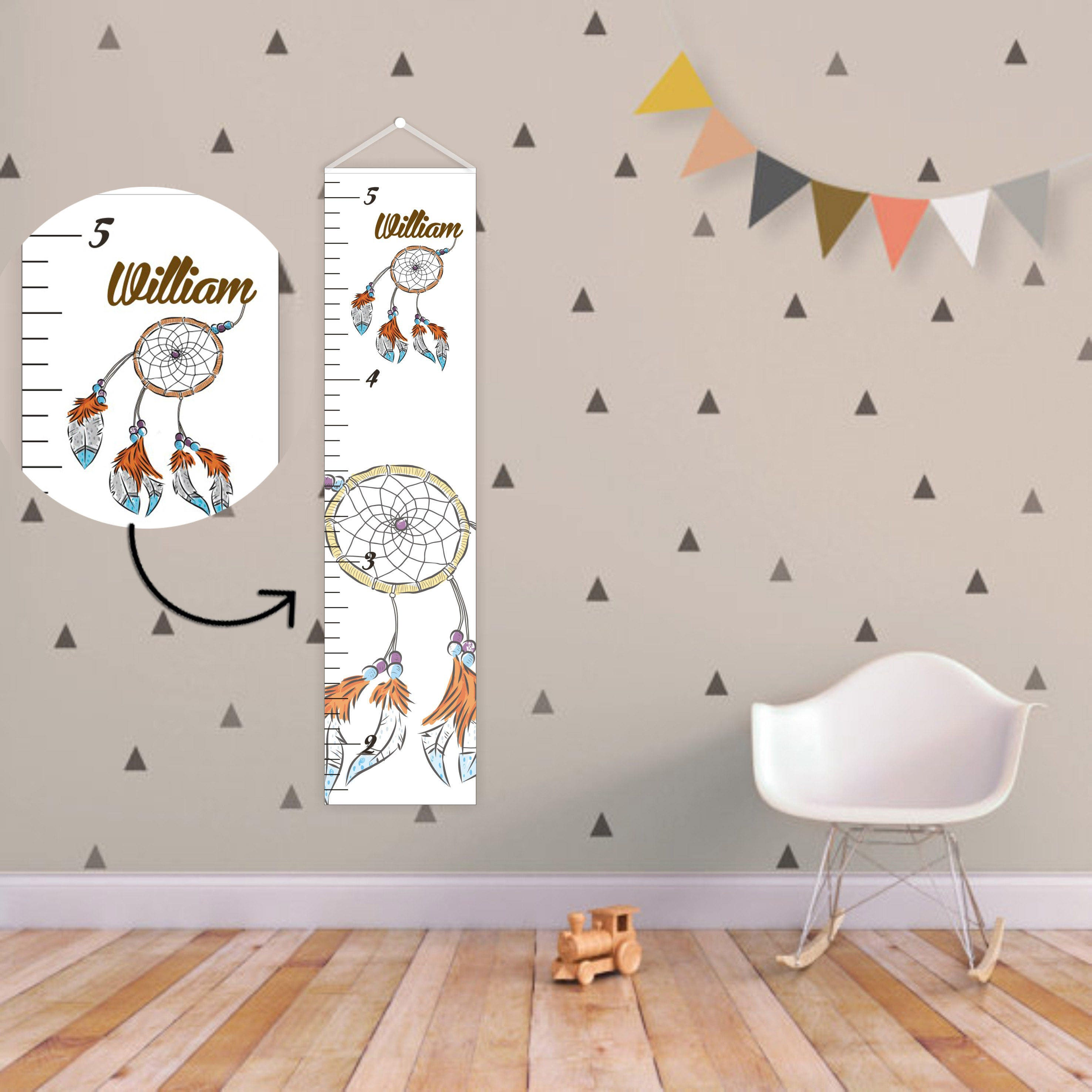 Dreamcatcher growth chart custom growth chart growth chart request a custom order and have something made just for you geenschuldenfo Choice Image