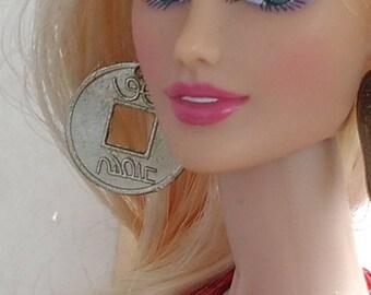 Doll fashion earrings!