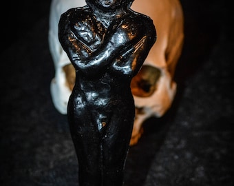 Satyr/Devil Black Candle