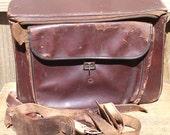 Vintage Leather Diamond G...