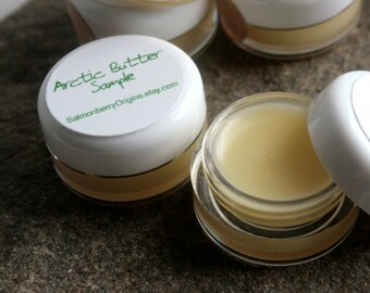 Arctic Butter - Sample size