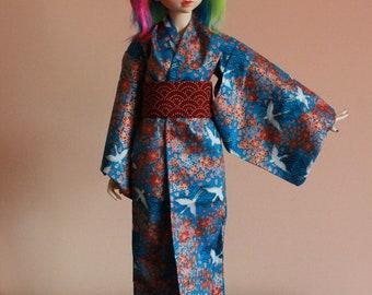 Yukata for MNF and slim MSD girl