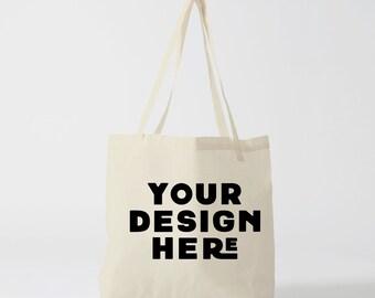 Custom bag, bag canvas, cotton bag, gift for wedding, custom bag, gift for bridesmaid, shopping bag, diaper bag, tote