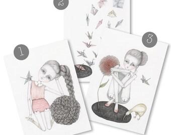 Art cards - A5