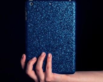 Glitter iPad Case for iPad Mini 1-3 - Ocean Blue (B-Stock)