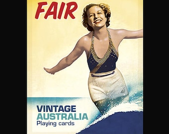 Australia Fair collectable playing cards