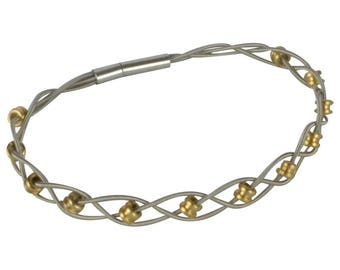 Interlude Guitar String Bracelet - Ball Ends
