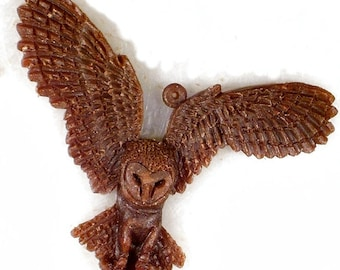 """barn Owl ..New  """"  Messenger """"........"""