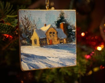 Joseph Loganbill Holiday Ornament Miniature (#5)