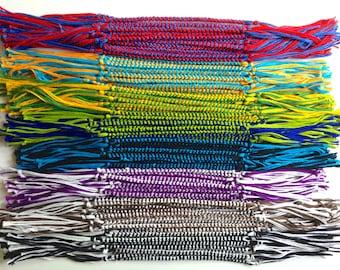 70 Custom Friendship Bracelets - Bulk Order