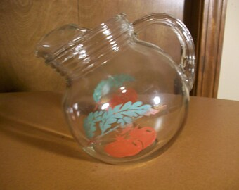Vintage Angled pitcher