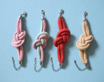 CIJ - Sailor Knot Bracelet in various colours
