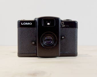 Great Lomo Lc - A classic lomography