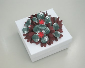 Hand-decorated Keepsake Box/Gift Box