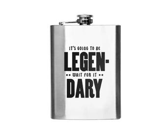 How I Met Your Mother - Legendary Designer Flask