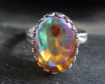 Glowing Crystal Ring Limited Edition