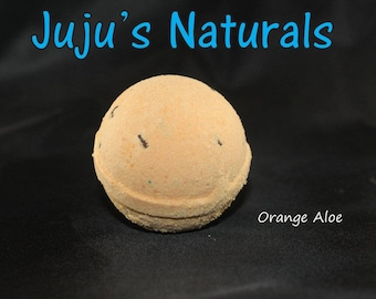 Orange Aloe - Bath Bomb