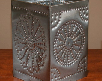 Large Antique Mexican Style Luminary