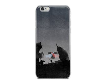 Return of the Jedi iPhone Case